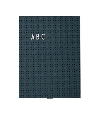 Φωτεινό σχιστόλιθο A4 - L 21 x H 30 cm Σκούρο πράσινο γράμματα σχεδίασης