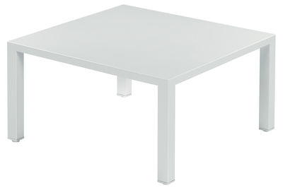 Table ronde blanc Emu Christophe Pillet 1