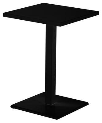 Στρογγυλό τραπέζι κορυφή Μαύρο ΟΝΕ Christophe Pillet 1