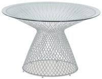 Tavolo tondo Heaven Ø 120 cm Alluminio Emu Jean-Marie Massaud 1