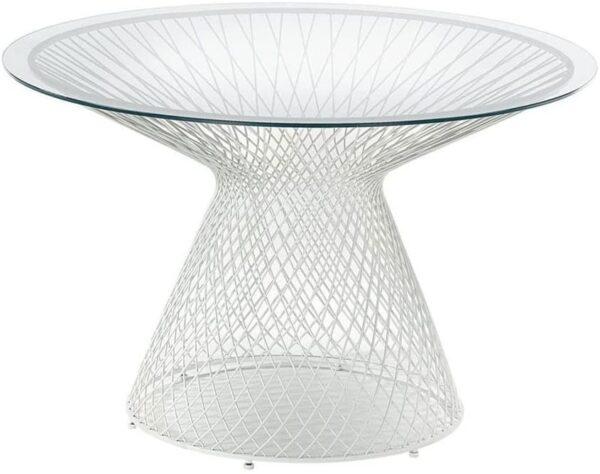 mesa redonda céu Ø 120 cm Branco Emu Jean-Marie Massaud 1