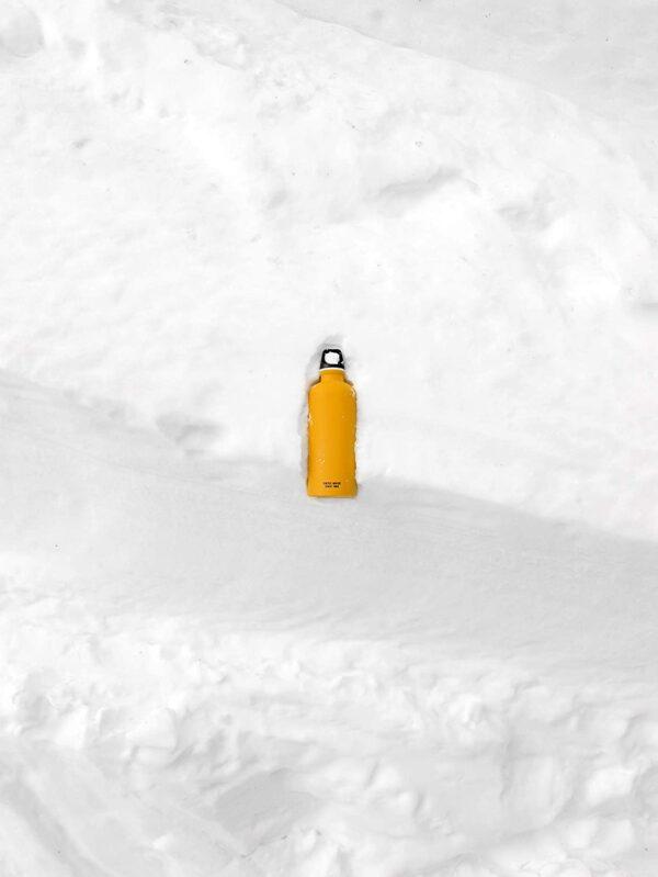 Ταξιδιώτης 1 L Κίτρινο μπουκάλι Sigg 2