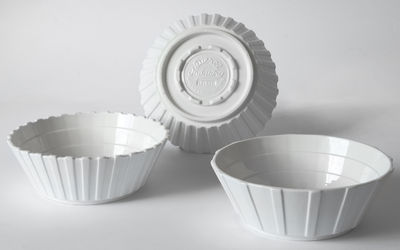 Salatschüsseln Maschinen Sammlung / 22 cm Ø - September 3 White Diesel leben mit Seletti Diesel Creative Team 1