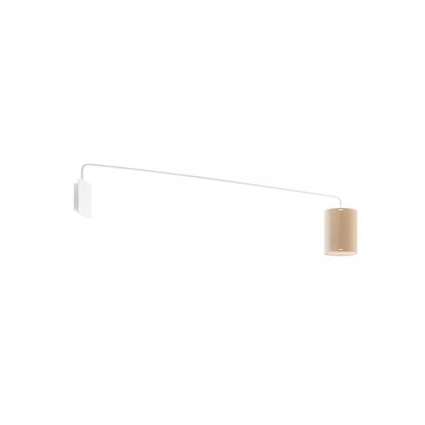 Ευχαριστώ W2 AP Wall Lamp Ash Linea Light Group Centro Design LLG