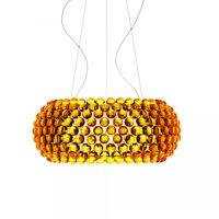 Caboche SP LED L Gold Pendelleuchte Foscarini Patricia Urquiola | Eliana Gerotto 1