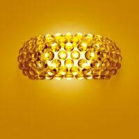Caboche AP M Gold Wall Lamp Foscarini Patricia Urquiola | Eliana Gerotto 1