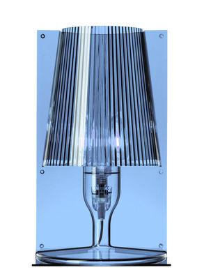 Take Table Lamp Blue gray Kartell Ferruccio Laviani 1