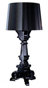 Μαύρο Kartell Bourgie επιτραπέζιο φωτιστικό Ferruccio Laviani 1