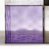 Optic διαμέρισμα - Χωρίς πόρτα Purple Kartell Patrick Jouin 1