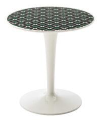 Τελικό τραπέζι Tip Top La Double J - White | Olive Kartell Philippe Starck | Eugeni Quitllet 1