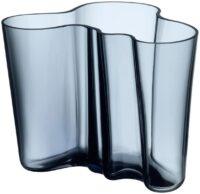 Alvar Aalto vase - H 160 mm Rain blue Iittala Alvar Aalto 1