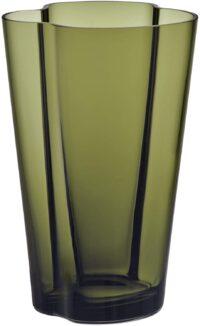 Alvar Aalto Vase - H 220 mm Iittala Grün Alvar Aalto 1