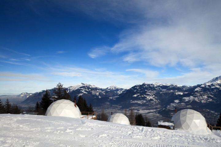 Whitepod-αλπικό χιονοδρομικό κέντρο-9