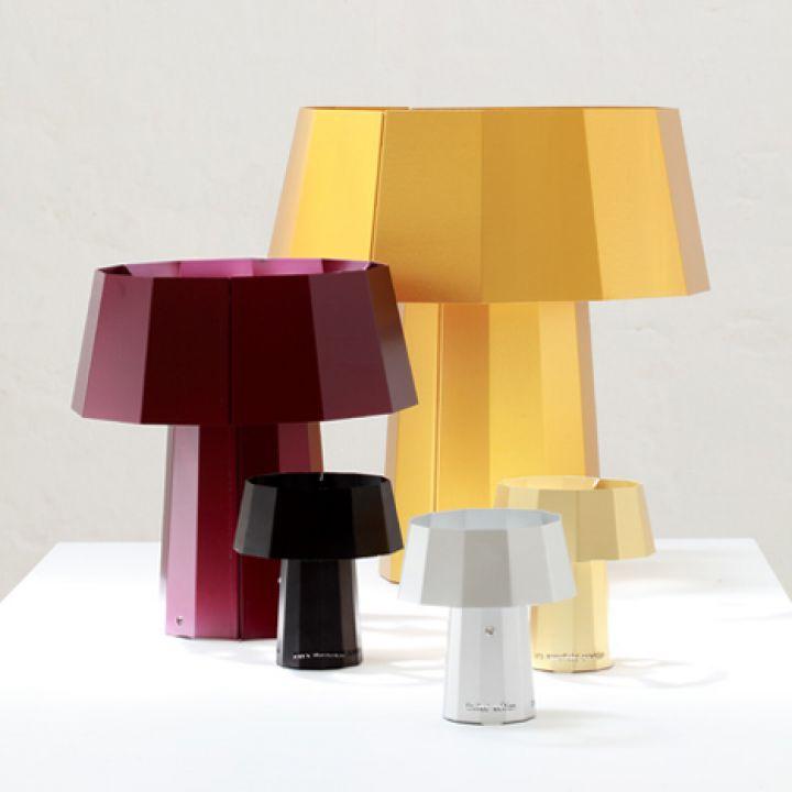 Le-Espresso-Lampe par Piers Mansfield-