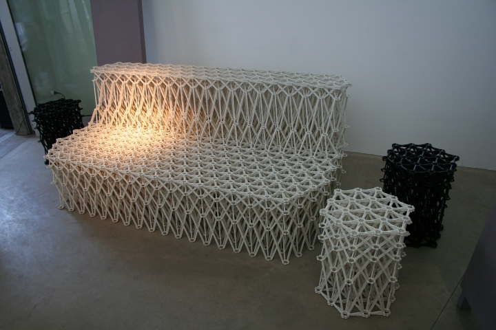 Yuya Ushida, Milan Design Week 2011 Ventura Lambrate