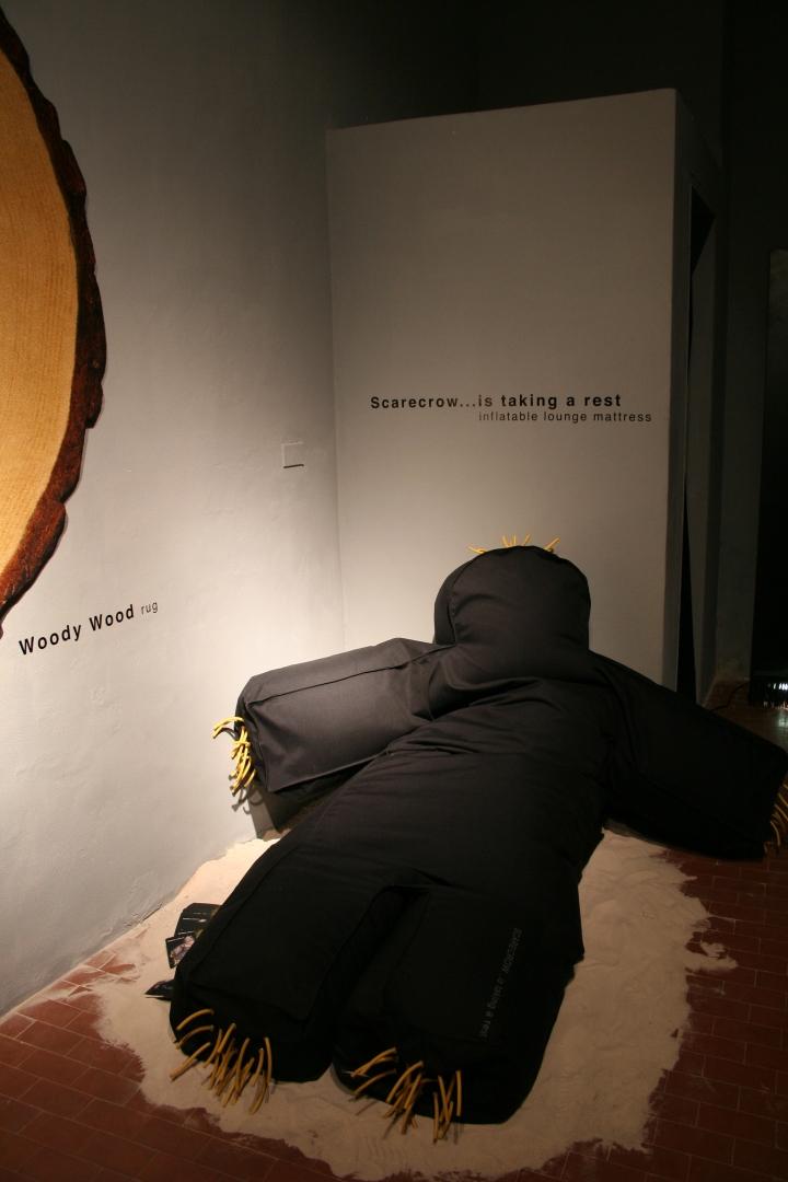 Yvette Laduk, Μιλάνο Εβδομάδα Σχεδιασμού 2011 Tortona
