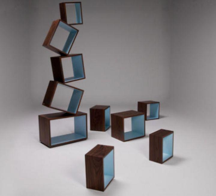 -Equilibrium Moderno-Librero por Alejandro Gómez-Stubbs-Modern-Muebles