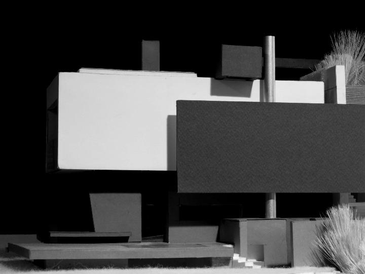 Arquitectura madejas casa n. 8