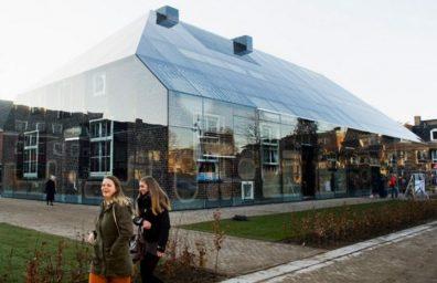 MVRDV granja de vidrio en los Países Bajos 02
