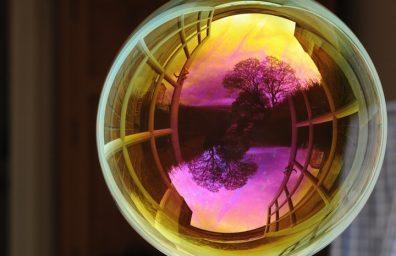 Richard Heeksl mágicas Reflexões sobre Bolhas de sabão-06