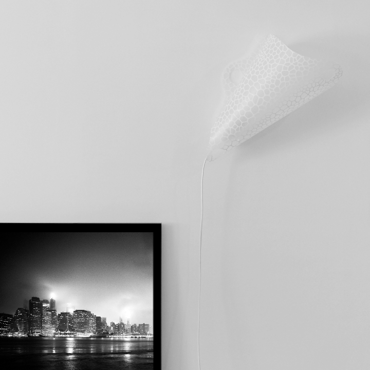 hanasi design lampada CARMENT 01