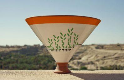 Matali Crasset per made in design Portafrutta Upside down 02
