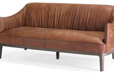 Blossom δερμάτινο καναπέ