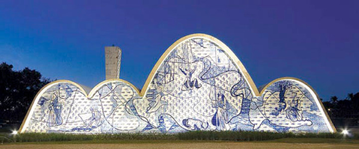 Oscar Niemeyer Complex Pampulha 01