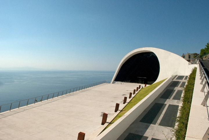 Oscar Niemeyer Ravello auditoruim