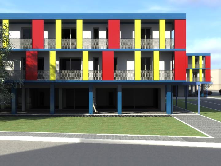 condominio mondrian View 3