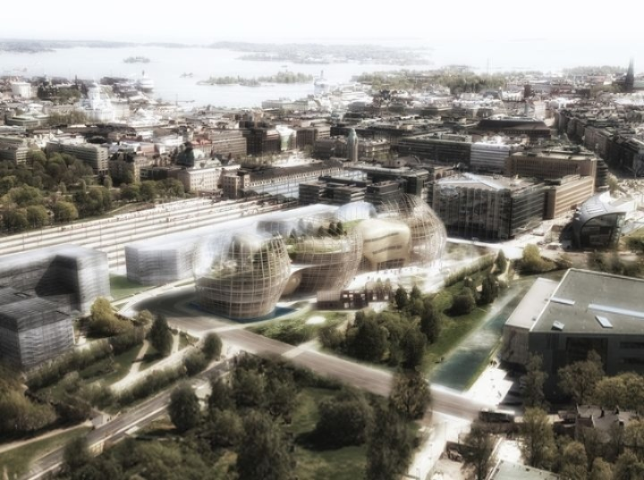 Djuric Tardio Architectes Helsinki Central Library 09