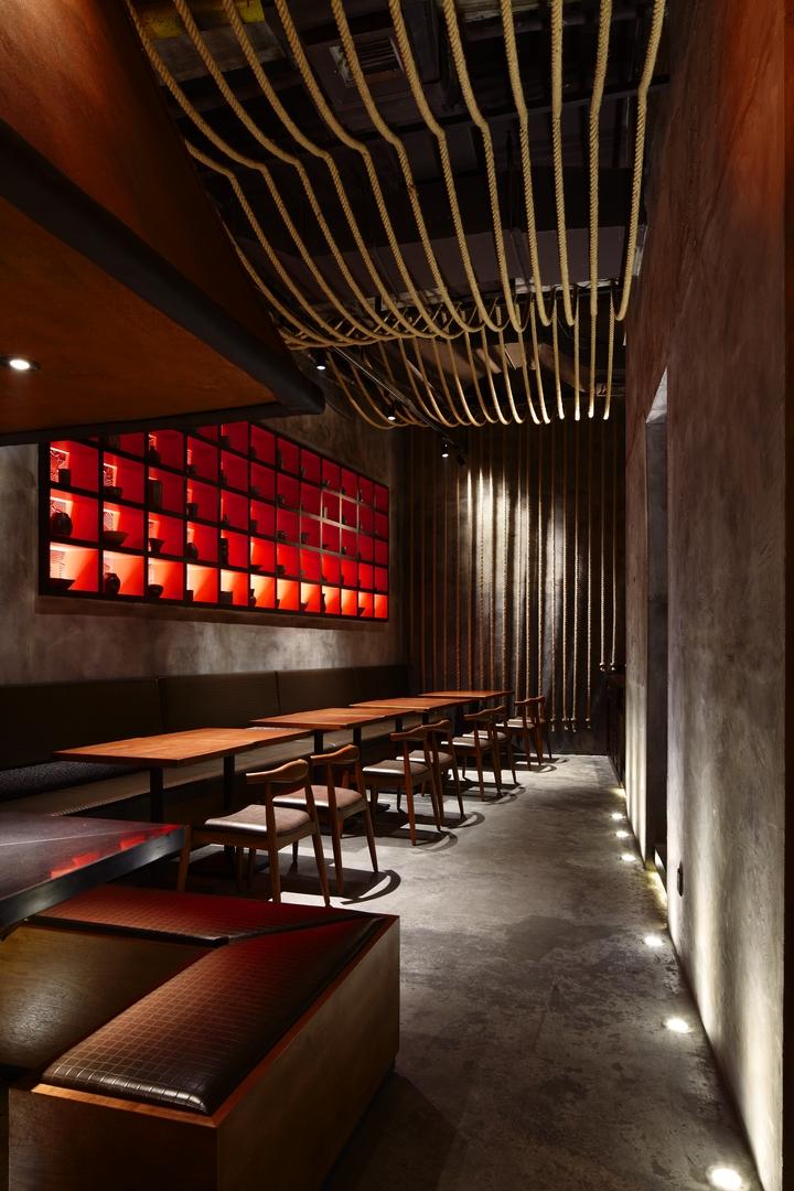 プリズムデザインKEMURI上海レストラン-12