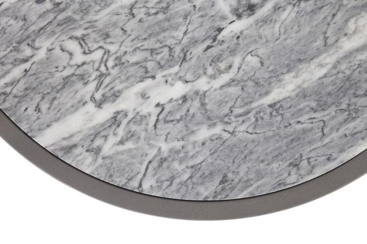 Lotus table marble top dett3