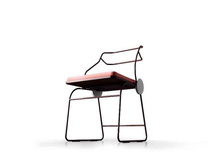 Dongsung Jung Antler cadeira 03