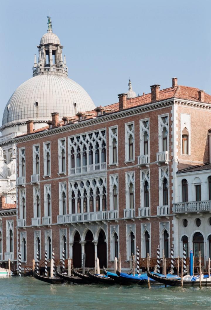 Centurion Palace Hotel Fachada Grand Canal