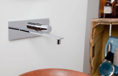 Bonomi - ELLE - moconomando mixer for wall wash basin ph.Clerici A 2