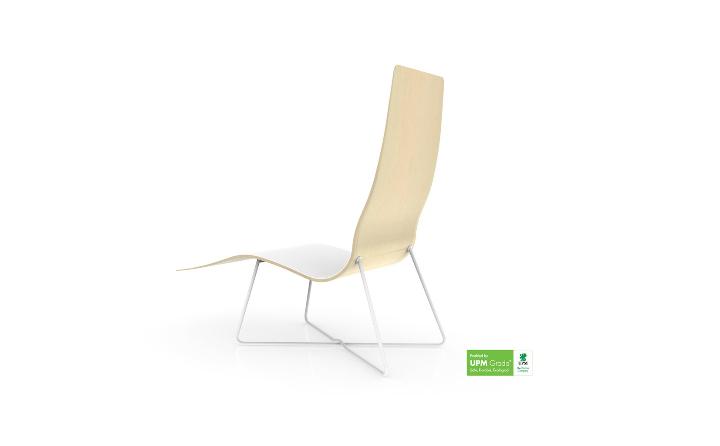 Balancieren Lounge Chaire - Pure Design