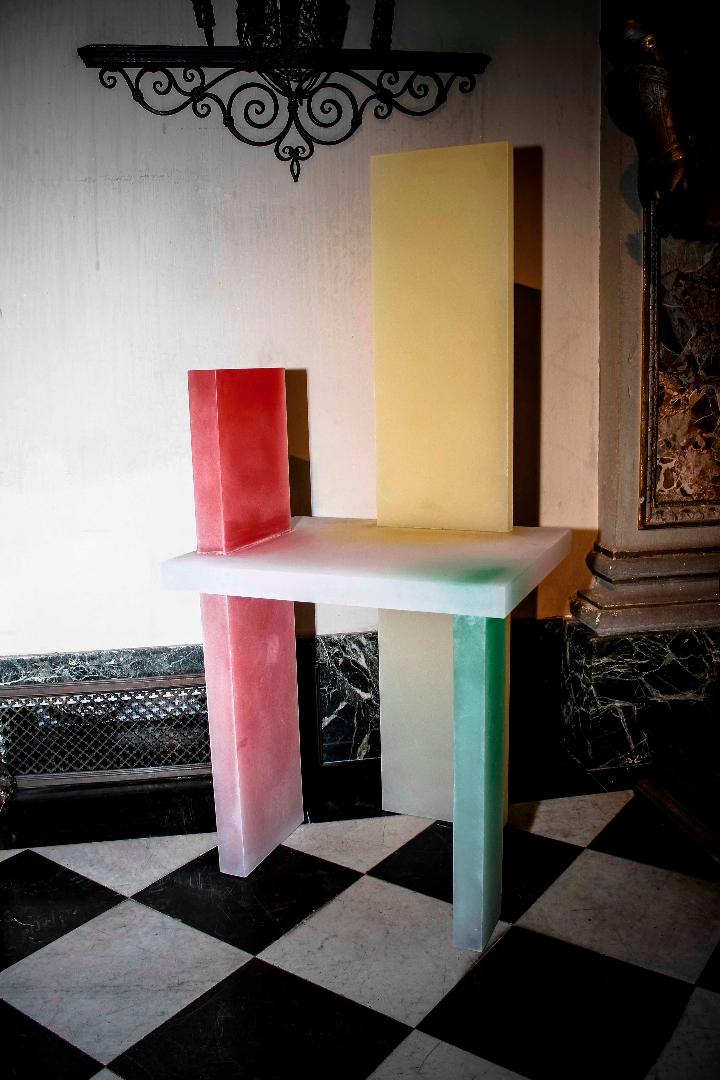 Bloom Chair von Wonmin Park am Bugatti01