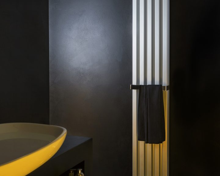 Tubes Bathroom Radiator Soho Version By Ludovica And Roberto - Bathroom tubes