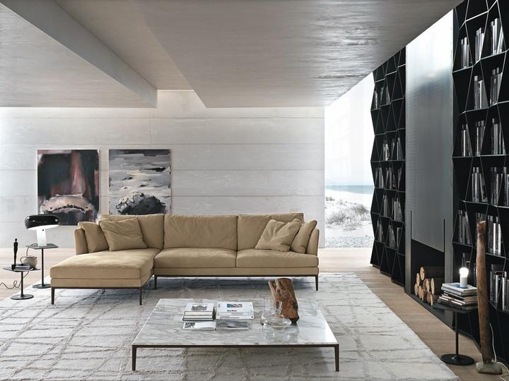 sofá ALIVAR establece Portofino Revista Social Design