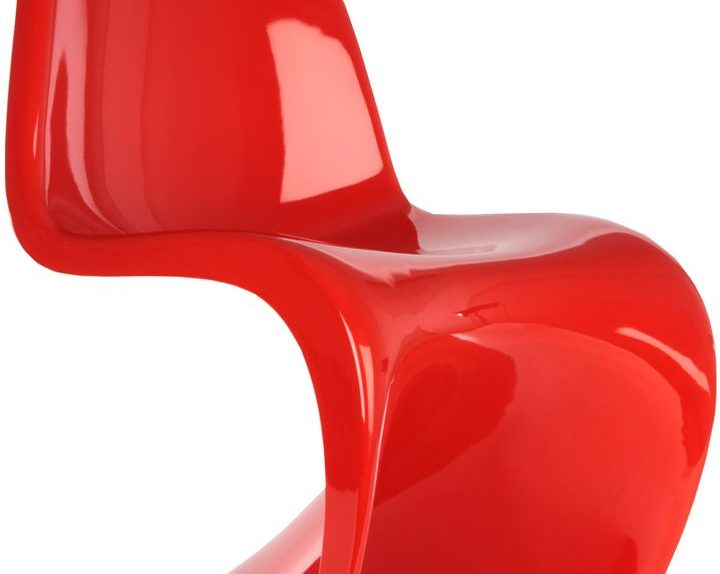 Verner Panton Chair diseño social de la revista-2