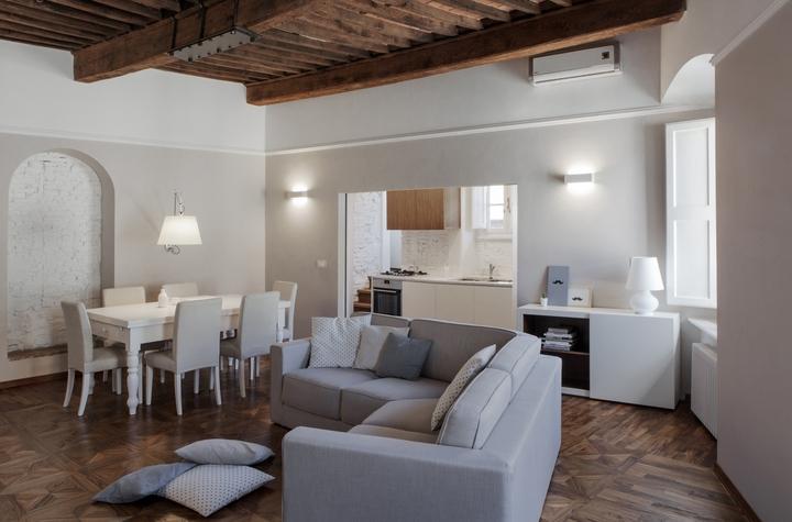 Studiòvo viejo apartamento en Lucca Social Design Magazine 01