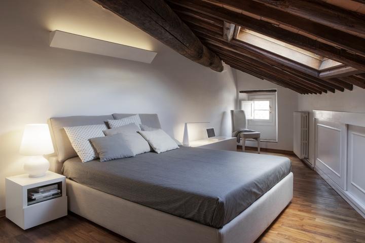 Studiòvo viejo apartamento en Lucca Social Design Magazine 13