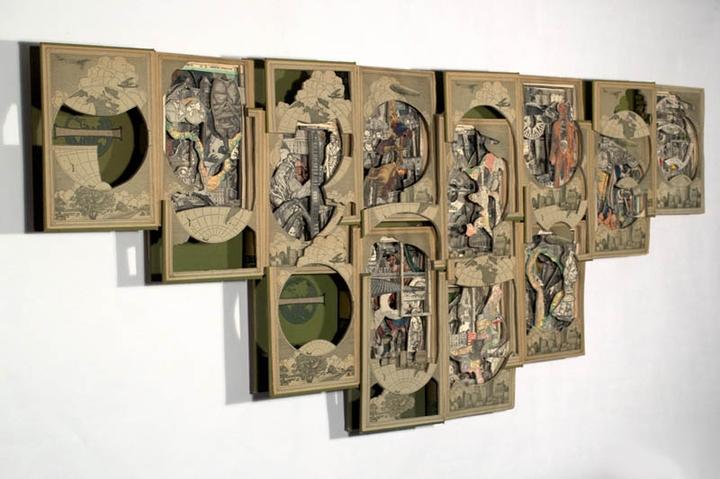 ブックアート彫刻-socialdesignmagazine16