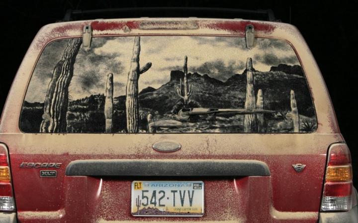 βρώμικο τέχνη αυτοκίνητο socialdesignmagazine06