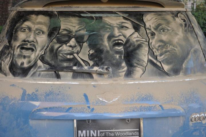 βρώμικο τέχνη αυτοκίνητο socialdesignmagazine09