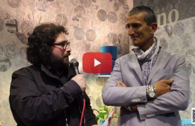 Roberto Nobili Manager von Milano Bedding Möbelmesse 2015 SDM Interview