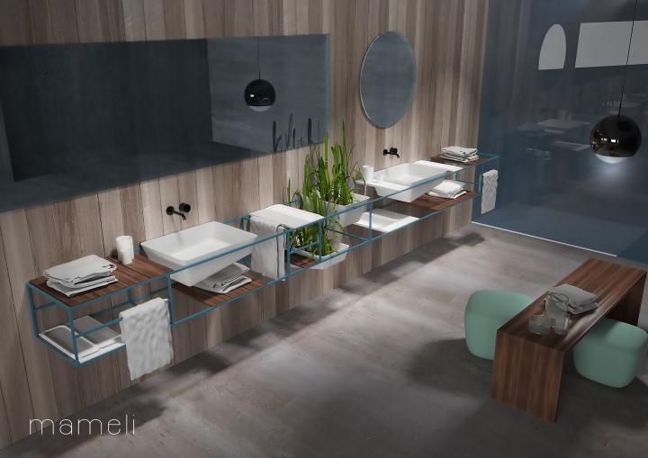 Mameli Special Mention Cristalplant Design Contest 2015 2