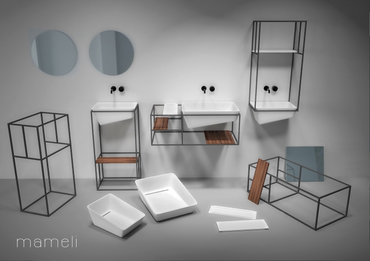 Mameli Special Mention Cristalplant Design Contest 2015 4