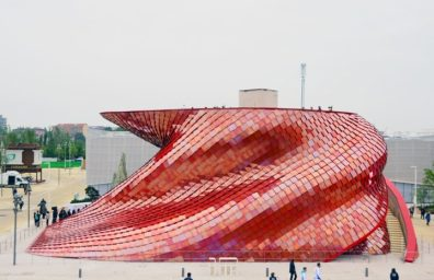 Vanke Pavillon Expo milan Daniel Libeskind Interview 2015 02